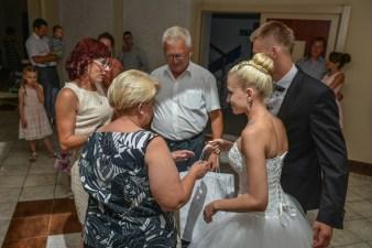 Podziękowania dla rodziców, ślub Bielsko-Biała