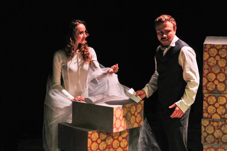 Przedstawienie Skarb w bielskim Teatrze