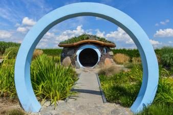 Ogrody do zwiedzania Kapias, fotografia