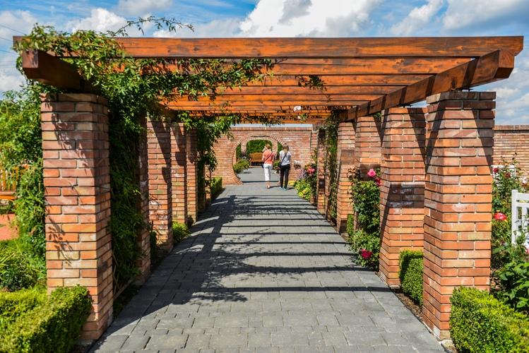 Piękne ogrody w okolicach Katowic i Bielska-Bialej