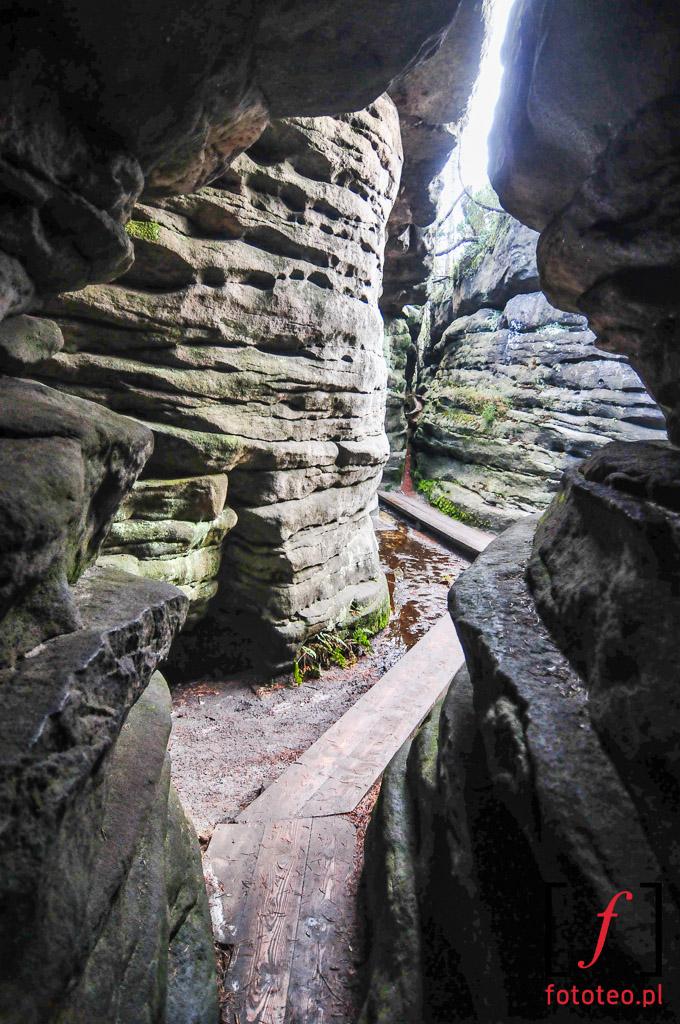 Labirynt skalny, Błędne Skały
