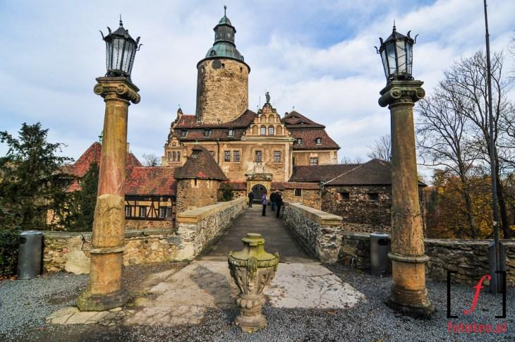 Dolny Śląsk, Zamek Czocha