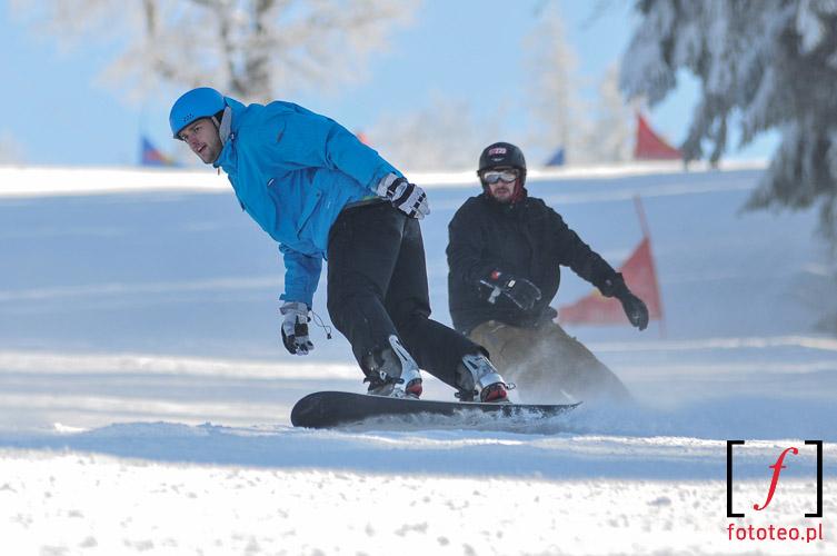 Snowboard- redbull