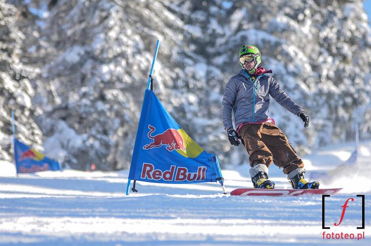 Zawody snowboardowe