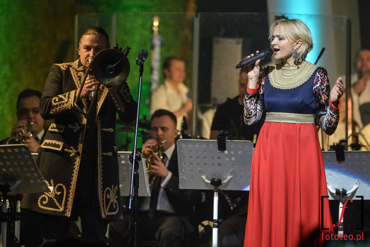 Golec uOrkiestra, koncert świąteczny w Bielsku-Bialej fotografia muzyczna