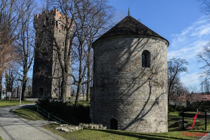 Fotograf Cieszyn. Wieża Piastowska i Rotunda