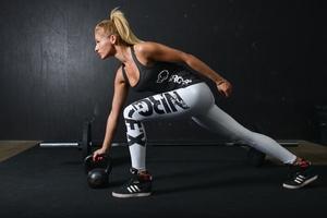 Fotografia reklamowa odzieży sportowej Nrg-ex