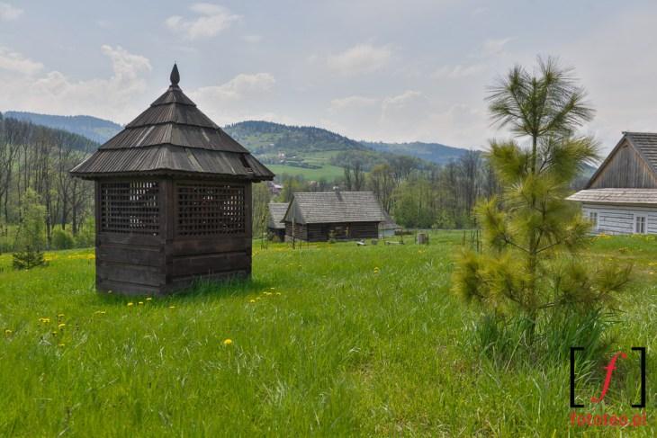 Fotografia zZywieckiego Parku Etnograficznego