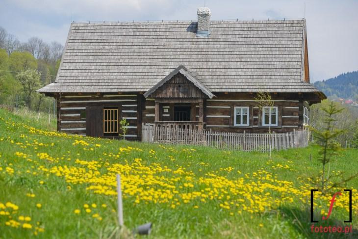 Architektura drewniana Beskidów