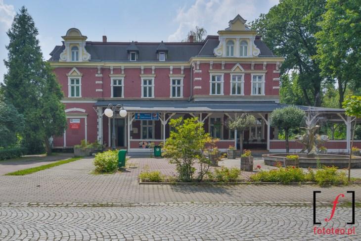 Centrum Goczalkowic-Zdroju. Sanatoria