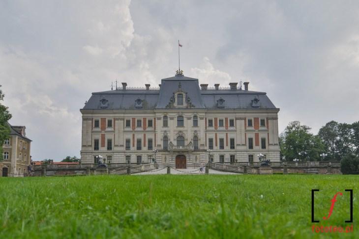 Zamek w Pszczynie foto