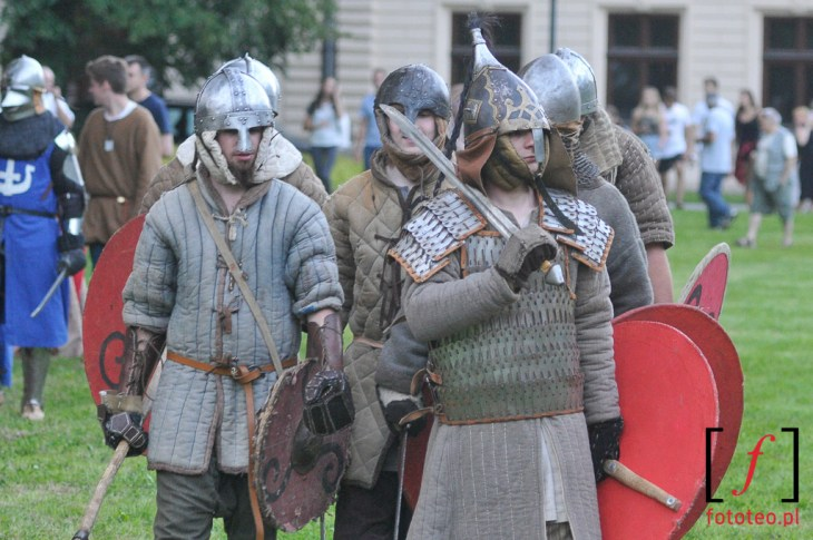 Woje wczesnośredniowieczni