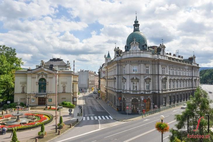 Teatr Polski iPoczta Polska. Fotograf Bielsko