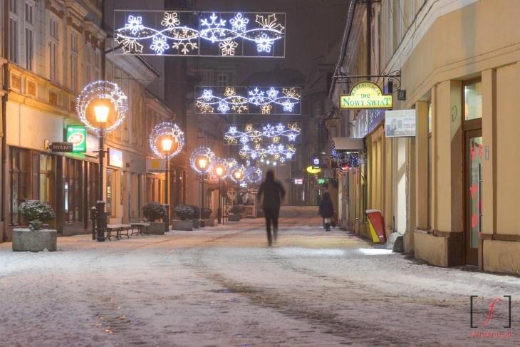 Bielsko-Biała fotografia ul.11 listopada