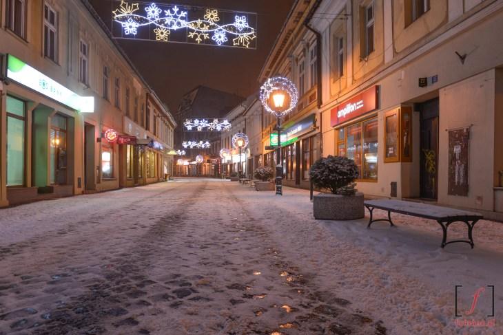 Bielsko-Biała fotografia ul. 11 listopada