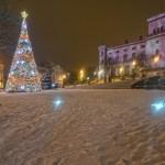 Fotografia Bielska-Białej zimą