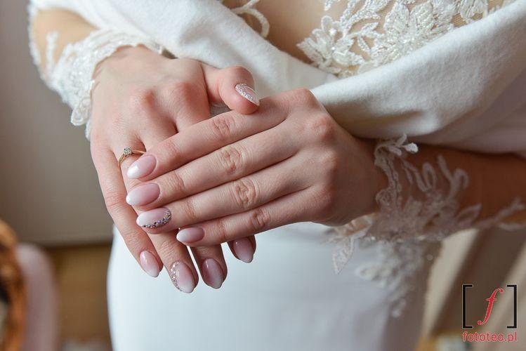 Manicure ślubny Bielsko