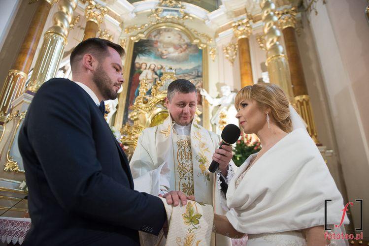 Przysięga ślubna, Parafia Opatrzności Bożej