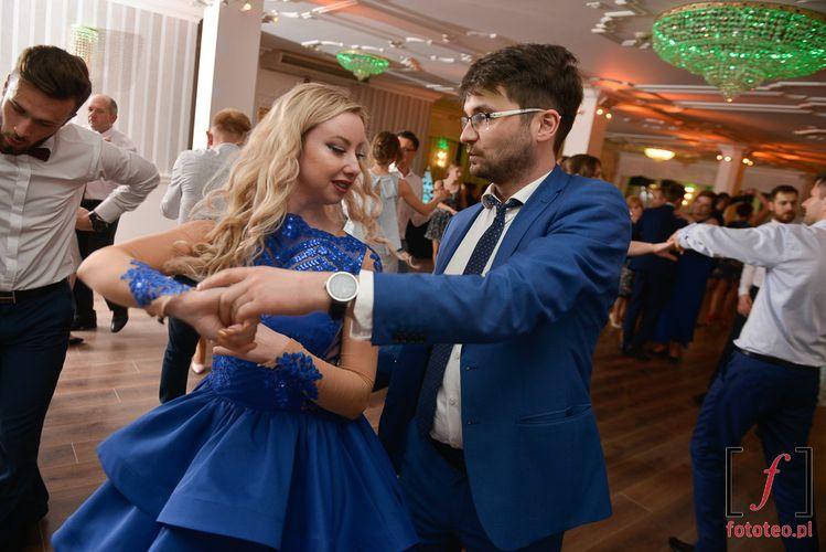 Hotel na Błoniach podczas wesela