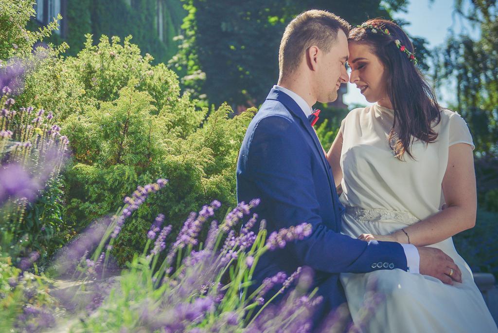 Fotografia ślubna z Wawelu