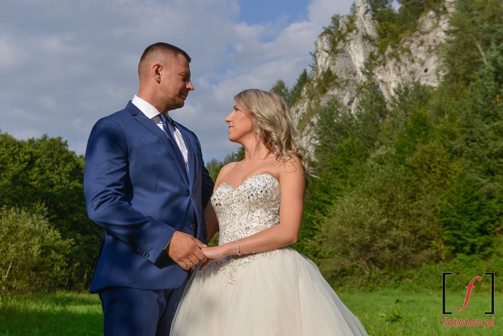 Dolina Kobylańska ślub