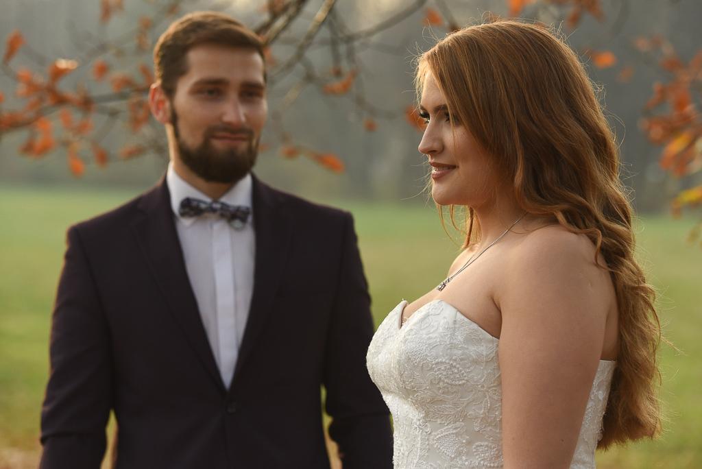 Miłość ślub fotografia