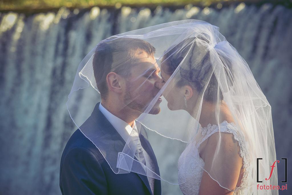ślubna sesja w Wiśle