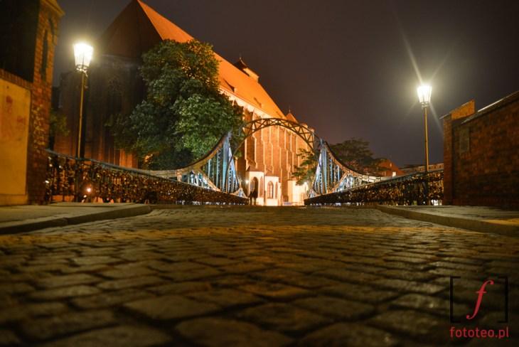 Most Tumski Wroclaw