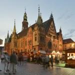 Wrocław: fotografia miasta. Część 1: rynek i okolice