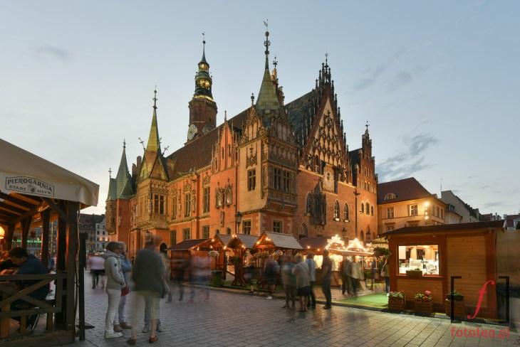 Wroclaw fotografia miasta