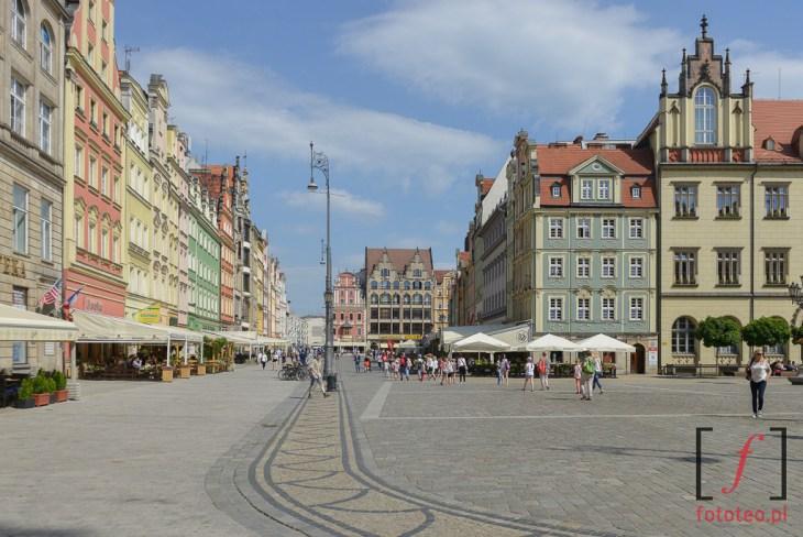 Rynek weWrocławiu