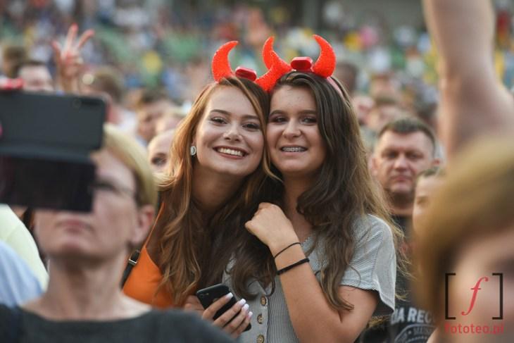 Publiczność podczas 90 Festival