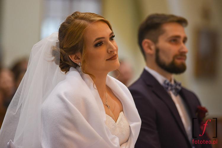 Slub w bielskim kosciele