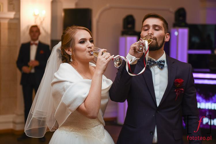 Toast weselny Stara Cynkownia