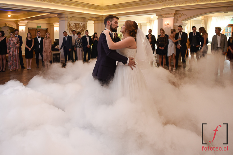Taniec w chmurach w Starej Cynkowni