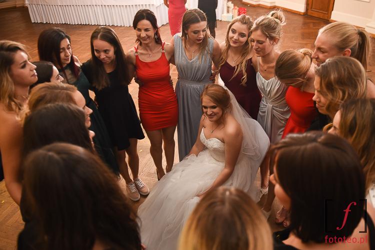 Oczepiny na weselu