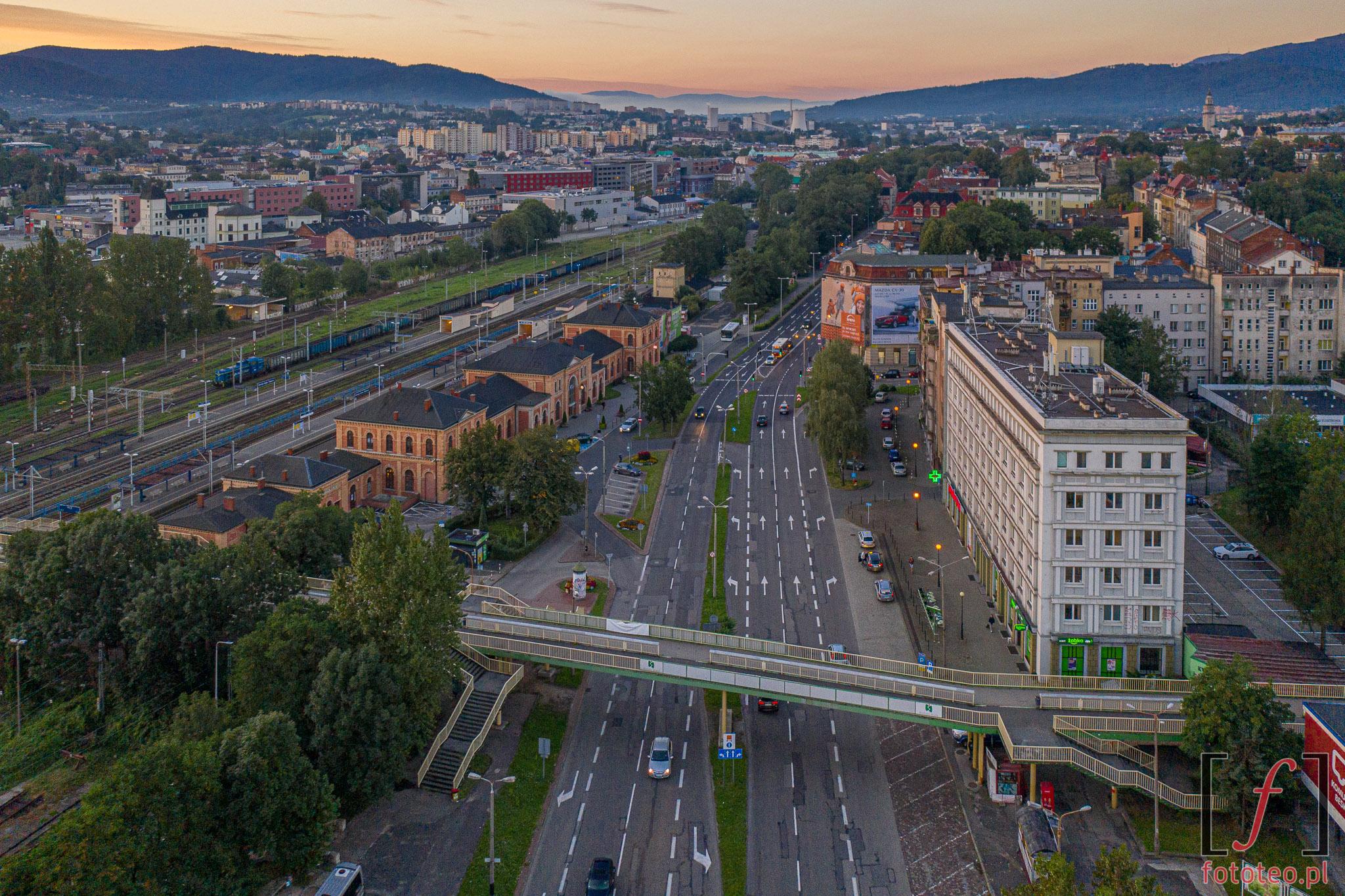 Bielsko-Biala Dworzec PKP