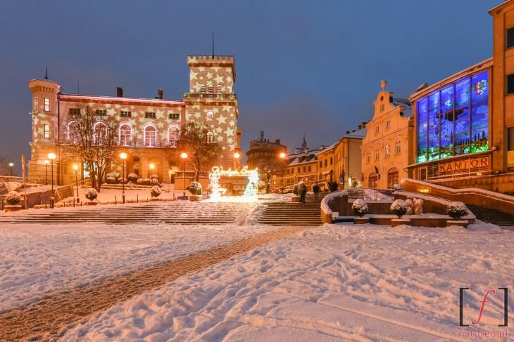 Zima w Bielsku-Bialej