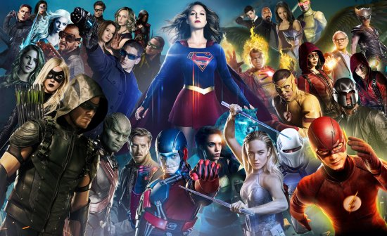 Image result for arrowverse wallpaper