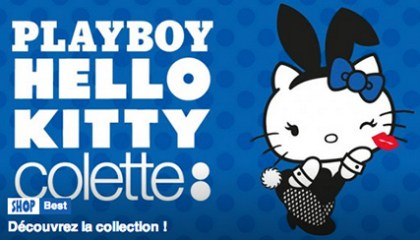 Playboy-Hello-Kitty-Colette