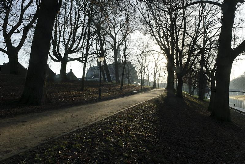 Singel vanaf Sterrenburg