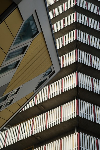 Kubuswoning, Rotterdam