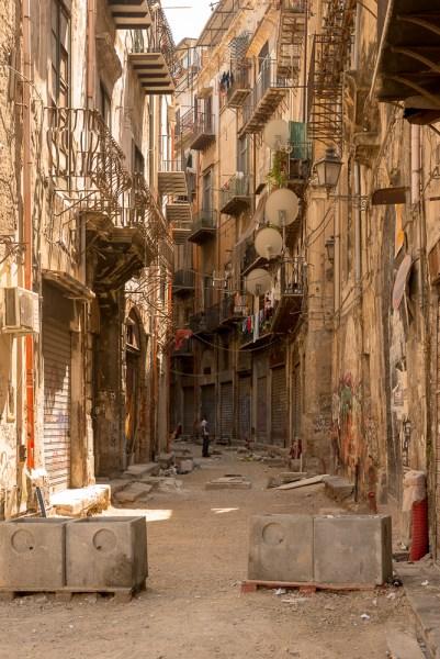 Palermo, la Kalsa