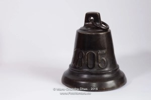 Antique Bell from Colombia