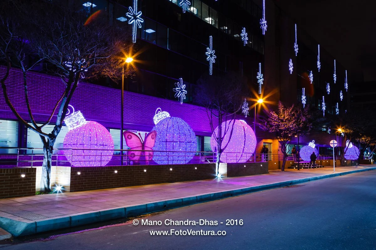 Christmas In Colombia South America.Bogota Colombia In South America Christmas Lights