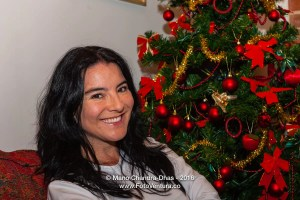 Colombian Lady - All Smiles