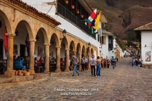 Colombia, South America - Historic 16th Century town of Villa de Leyva