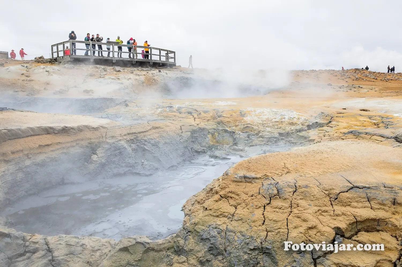 hverarond islandia