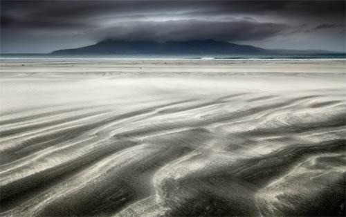 Contemporary sea print