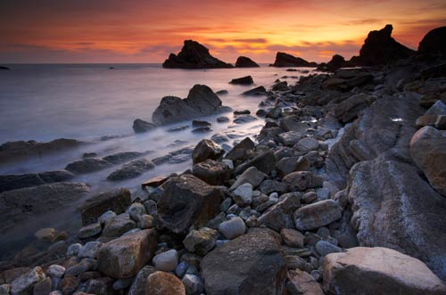 Mupe Rocks Dorset